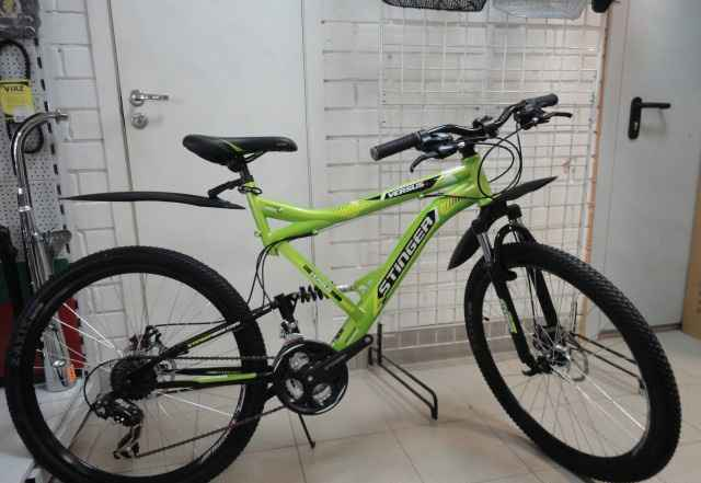 """Велосипед Стингер 26"""" Версус Disc"""