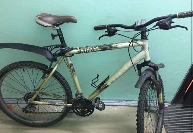Велосипед Трек 3700