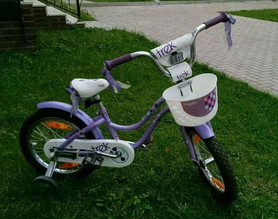 Велосипед для девочки Трек Mystic 16