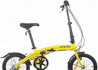 Новый велосипед складной Stern Compact 16