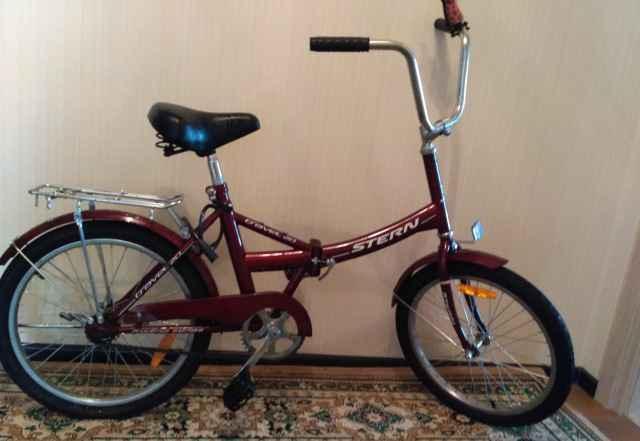 "Велосипед складной Stern Travel 20"""