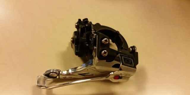 Передний переключатель Shimano XT M785