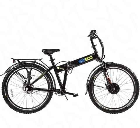 Электровелосипед Электро Патрол кардан 28 disc MAT