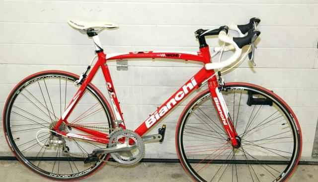 Bianchi via Nirone 7 2011 Tiagra 59