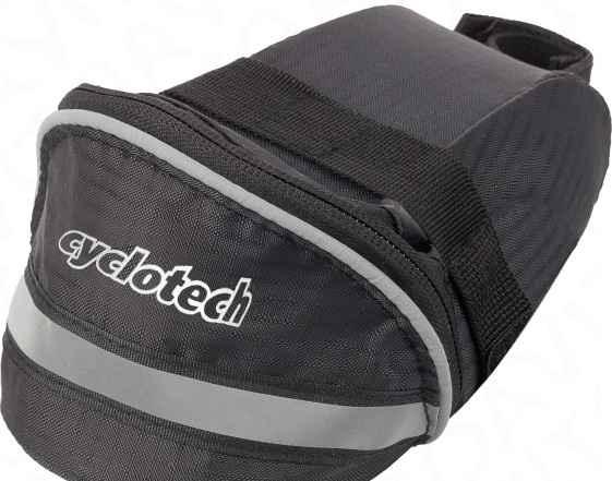 Подседельная велосипедная сумка Cyclotech