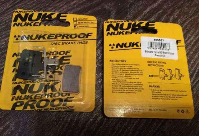 Колодки дискового тормоза Nukeproof
