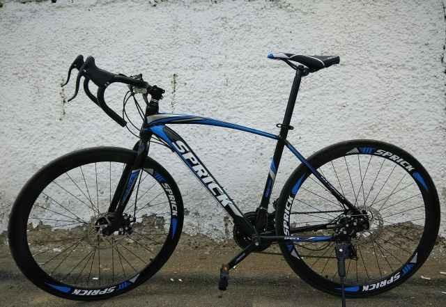 Шоссейный велосипед Sprick