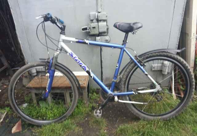 """Горный велосипедStark Инди Alloy колеса 26""""рост20"""""""