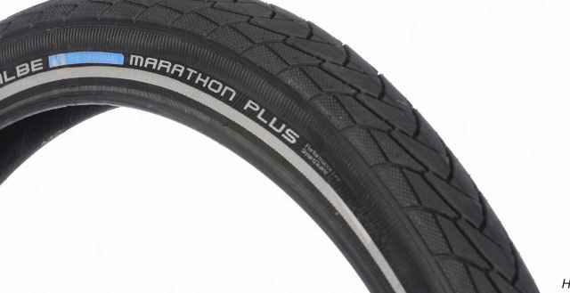 "Покрышка Schwalbe Marathon Plus SmartGuard, 26"""