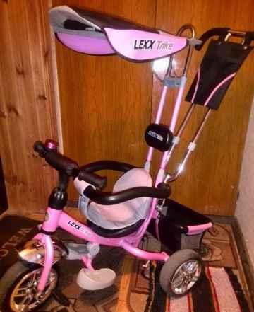 Детский трехколесный велосипед Лексус Trike