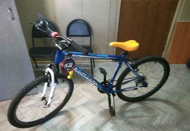 Надежный горный велосипед Форвард Спортинг 1.0