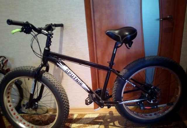 Велосипед Фэтбайк(fatbike) sputnik (взрослый)