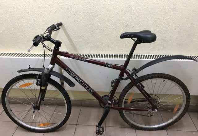 Велосипед Kona 19'' (требует починки)