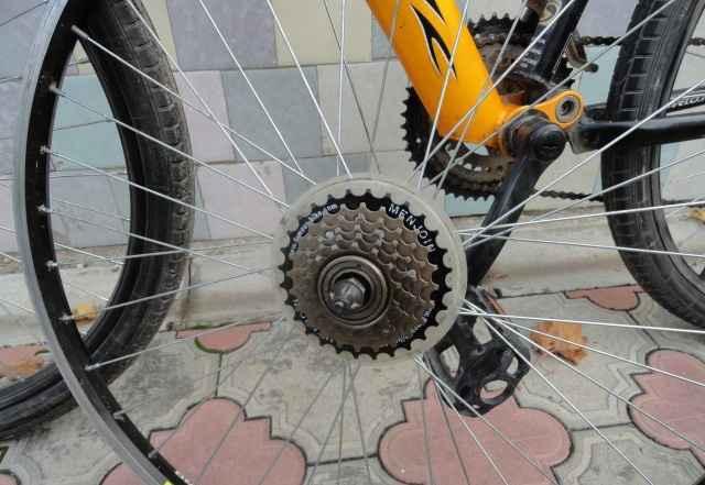 Заднее колесо размер 26