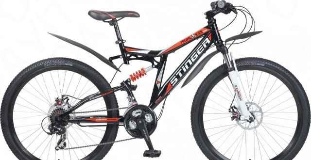 велосипед Стингер Хайлендер 200D 18
