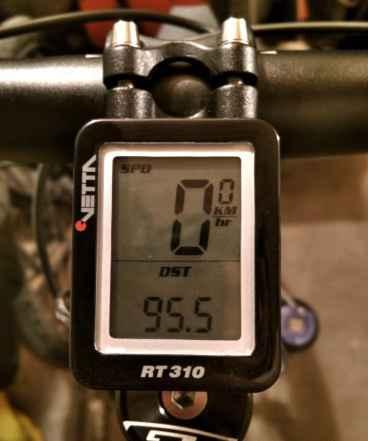 Велокомпьютер Vetta RT310