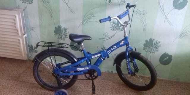 Детский велосипед Дружок
