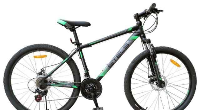 Горный велосипед Стелс Навигатор 500 MD 26 (2017)