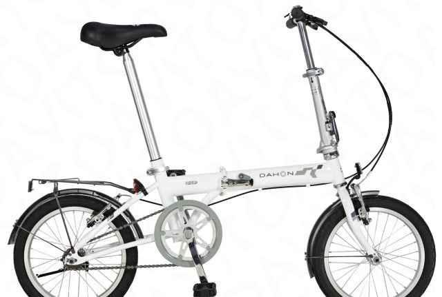 Складной велосипед Dahon POP Уно новый