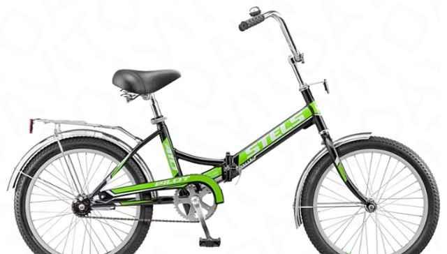 Дорожный складной велосипед Стелс Пилот 410 20
