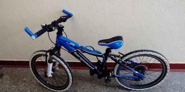 Велосипед Bergamont Team Джуниор 20 (2013)