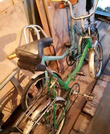 Велосипеды СССР ммвз
