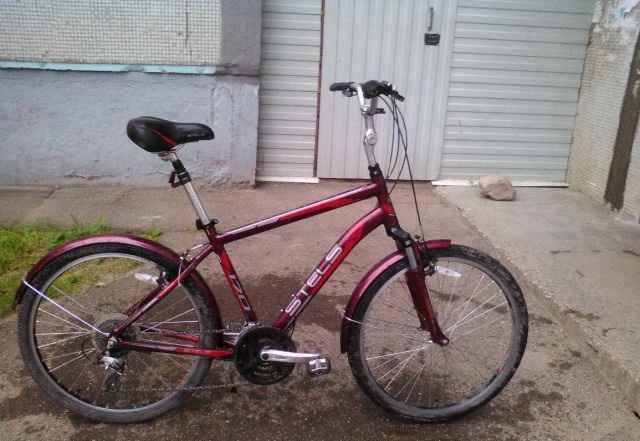 Велосипед стелс навигатор 170