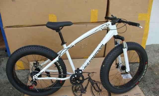 Абсолютно Новый велосипед Фит Байк