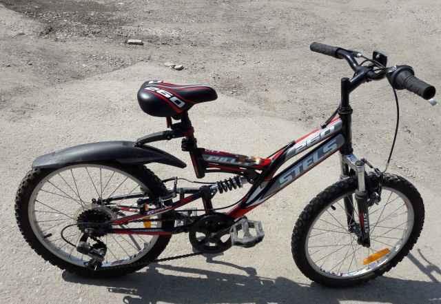 Велосипед Стелс Пилот 260 20 (2016)