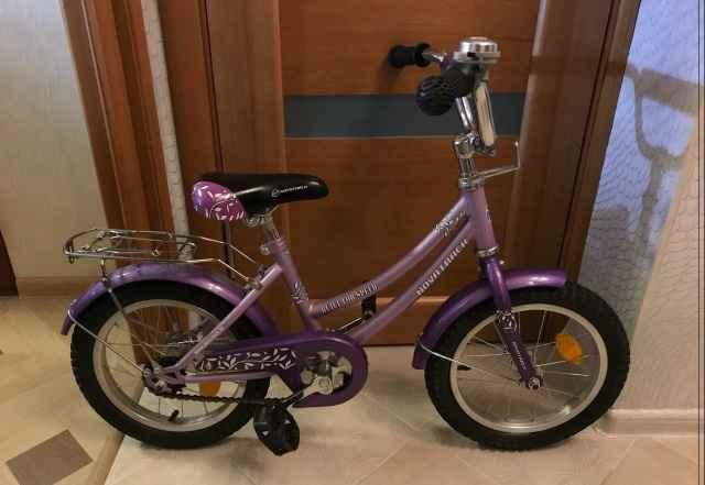 Велосипед Novatrack, колеса 14''