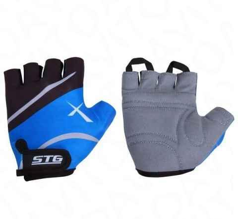 Велосипедные перчатки STG