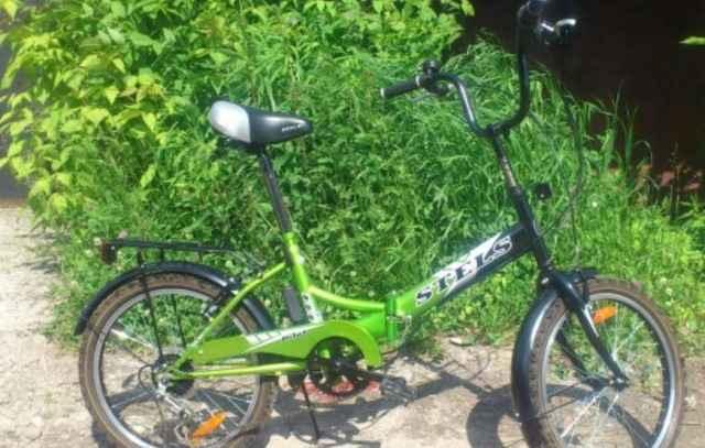 Велосипед сплав алюминиум складной-раскладной в от
