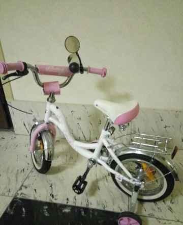 2 Детских велосипеда для девочки новые