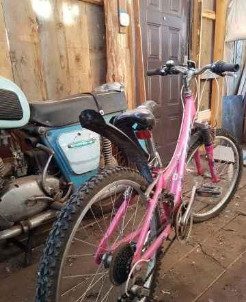 Подростковый спортивный велосипед Стелс