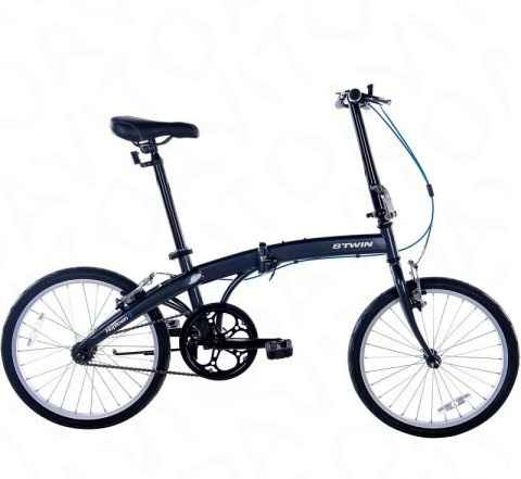 Велосипед B'твин Hoptown 1