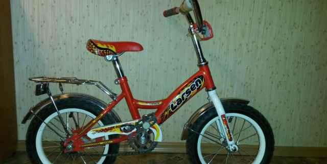 Велосипед детский Larsen Kids 14'