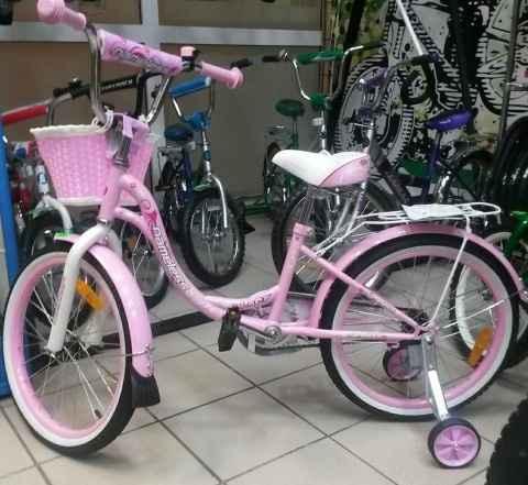 """Велосипед Nameless lady 18"""" (новый)"""
