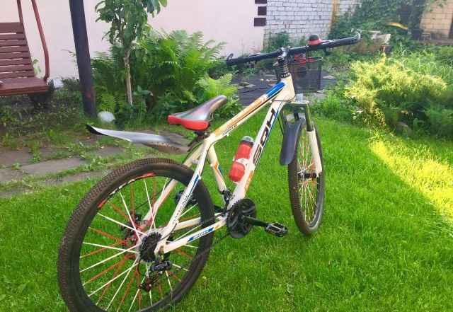 Велосипед SQH с 26-дюймовыми колёсами