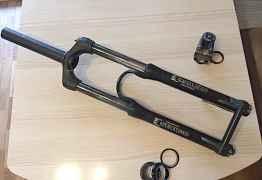 Амортизационная вилка Manitou stance 120-150 мм