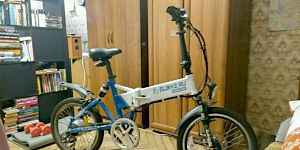 Электровелосипед Elbike Gangsta