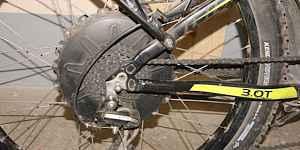 Электровелосипед Электро inoy 3.OT. 26 дюймов