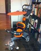 Детский 3-х колесный велосипед Рокет