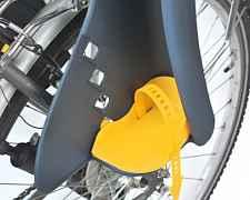 Велосипедное кресло (велокресло)