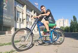 Велосипед Nirve switchblade Круизер