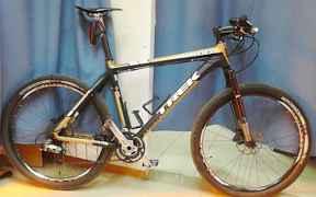 Велосипед почти не использовался. Передние и задни
