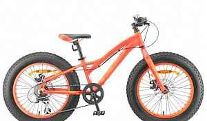 Велосипед Fatbike Стелс Пилот 280 MD фэтбайк
