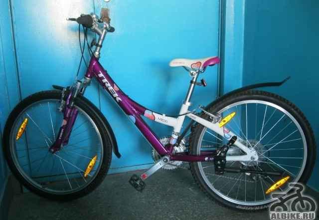 Велосипед Трек MT 220 girl