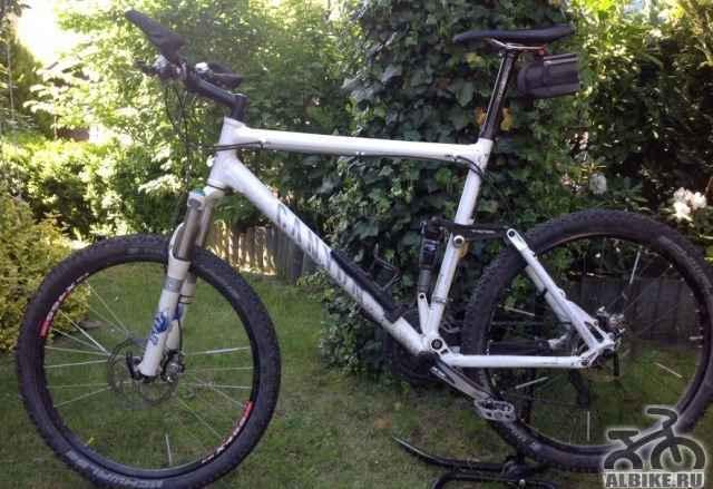 Велосипед каньен из Германии
