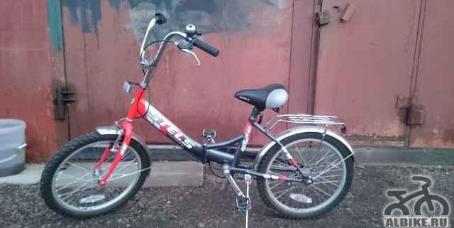 Велосипед подростковый Стелс Пилот 430