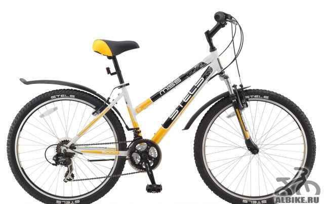 Велосипед женский новый Стелс на гарантии дорожный